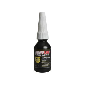 Bondloc Nutlock Medium Strength Threadlocker 10ml - BONB24310