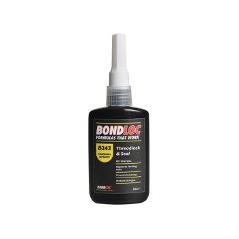 Bondloc Nutlock Medium Strength Threadlocker 50ml - BONB24350