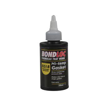 Bondloc Flexible Gasket Sealant 50ml B518 - BONB51850