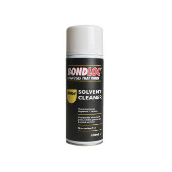 Bondloc Solvent Cleaner / Degreaser 400ml - BONB7063400