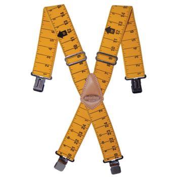Bucketboss Liars Suspenders/Braces - BB61100