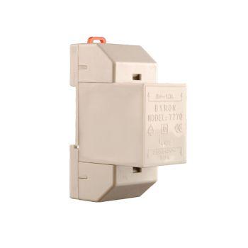 Byron Wired Transformer White 8V 1 Amp - BYR7770