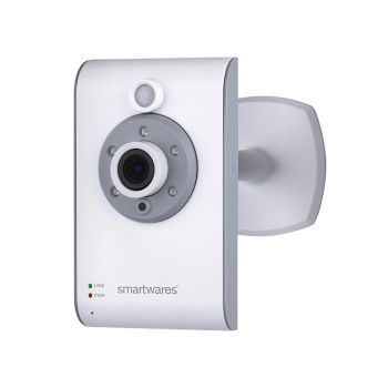 Byron Indoor Plug & Play HD IP Camera - BYRC733IP