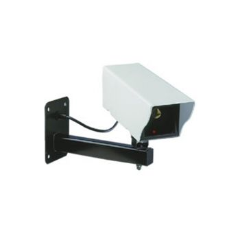 Byron Dummy Camera Wall-Mounted + LED Light - BYRCS11D