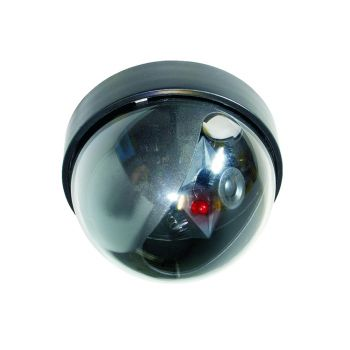 Byron Dummy Dome Camera with Flashing Light - BYRCS44D