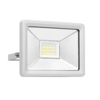 Byron Ultra Slim Integrated LED Floodlight 20 Watt 1600 Lumen - BYRFL1DOB20