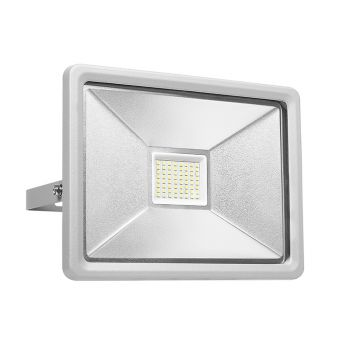 Byron Ultra Slim Integrated LED Floodlight 50 Watt 4150 Lumen - BYRFL1DOB50