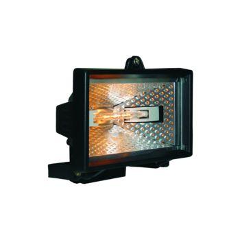 Byron Halogen Floodlight Black 400 Watt - BYRHL400