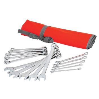 Crescent Metric Combination Wrench Set, 15 Piece - CRECCWS5