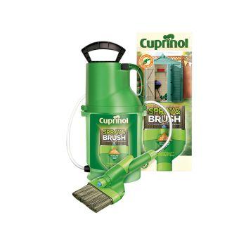 Cuprinol Spray & Brush 2 In 1 Pump Sprayer - CUPMPSB