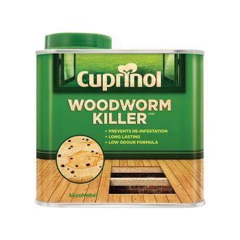 Cuprinol Low Odour Woodworm Killer 5 Litre - CUPWW5L