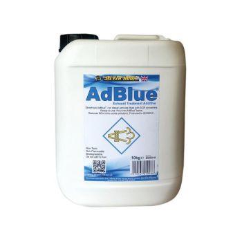 Silverhook AdBlue Diesel Exhaust Treatment Additive 10kg - D/ISGAD10