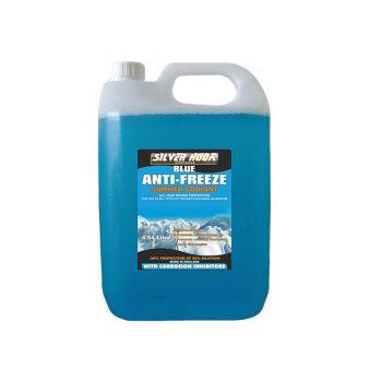 Silverhook Concentrated Antifreeze - Blue 4.54 Litre - D/ISHA4