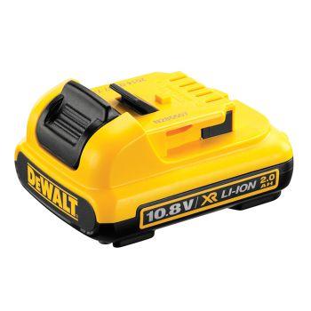 DEWALT XR Slide Battery Pack 10.8V 2.0Ah Li-Ion - DEWDCB127
