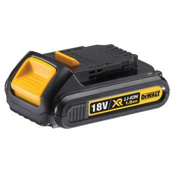 DEWALT XR Slide Battery Pack 18 Volt 1.5Ah Li-Ion - DEWDCB181