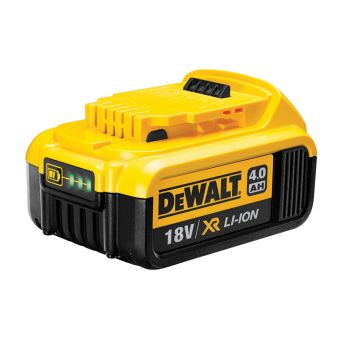 DEWALT XR Slide Battery Pack 18V 4.0Ah Li-Ion - DEWDCB182
