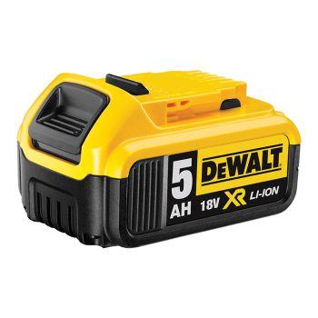 DEWALT XR Slide Battery Pack 18V 5.0Ah Li-Ion - DEWDCB184