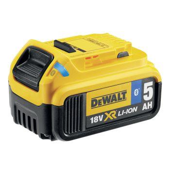 DEWALT Bluetooth XR Slide Li-ion Battery Pack 18V 5.0Ah - DEWDCB184B