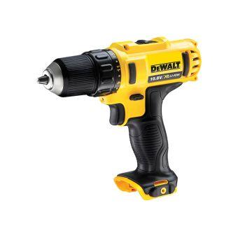 DEWALT Sub Compact Drill Driver 10.8V Bare Unit - DEWDCD710N