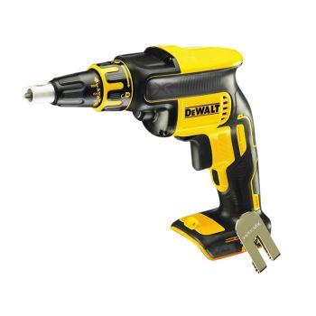 DEWALT Brushless Drywall Screwdriver 18V Bare Unit - DEWDCF620N