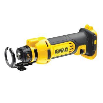 DEWALT XR Li-ion Cordless Drywall Cut-Out Tool 18V Bare Unit - DEWDCS551N