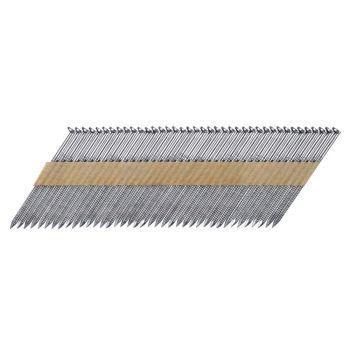 DEWALT DNPT28R63 Galvanised 33° Angle Ring Shank Nails 2.8 x 63mm Pack of 2,200