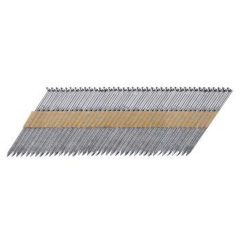 DEWALT DNPT31R90 Galvanised 33° Angle Ring Shank Nails 3.1 x 90mm Pack of 2,200