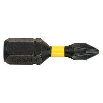 DEWALT Impact Torsion Bits PH1 25mm Pack of 5 - DEWDT7993TQZ
