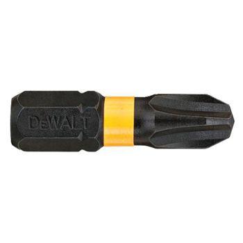 DEWALT Impact Torsion Bits PH3 25mm Pack of 5 - DEWDT7995TQZ