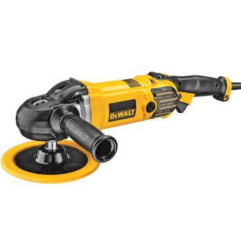 DEWALT Variable Speed Polisher 1250W 240V - DEWDWP849X