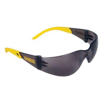DEWALT Protector Safety Glasses - Smoke - DEWSGPS