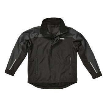 DEWALT Storm Grey/Black Waterproof Jacket - XXL - DEWSTORMXXL
