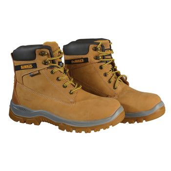 DEWALT Titanium S3 Safety Wheat Boots UK 9 Euro 43 - DEWTITAN9H