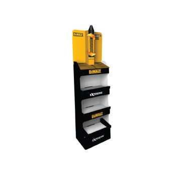 DEWALT Extreme Impact Torsion Merchandiser - DEWTORMERCH