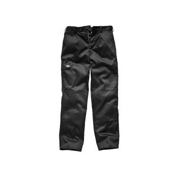 Dickies Redhawk Cargo Trouser Black Waist 40in Leg 33in - DIC88440TB