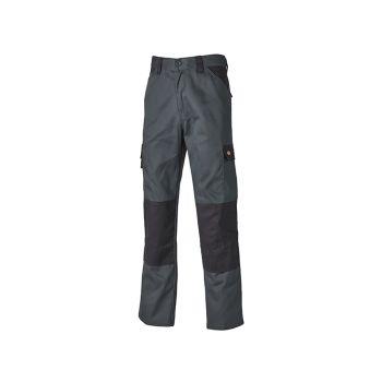 Dickies Everyday Trousers Grey & Black Waist 40in Leg 29in - DICED24740S