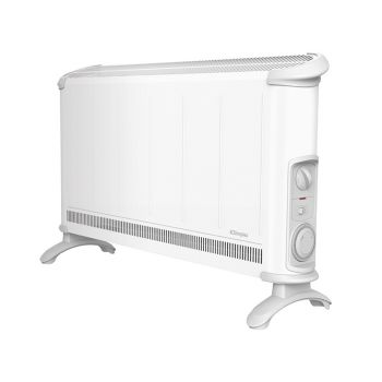 Dimplex Floor Standing Convector with Thermostat and Timer 3kW - DIM403TSTI