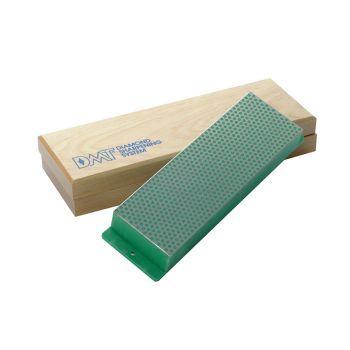 DMT Diamond Whetstone 200mm Wooden Box Green 1200 Grit Extra Fine - DMTW8E