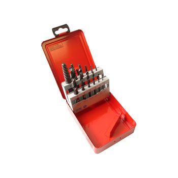 Dormer M101 Carbon Steel Screw Extractor Set D - DORSETD