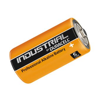 Duracell C Cell Professional Industrial Batteries Pack of 10 - DURINDC