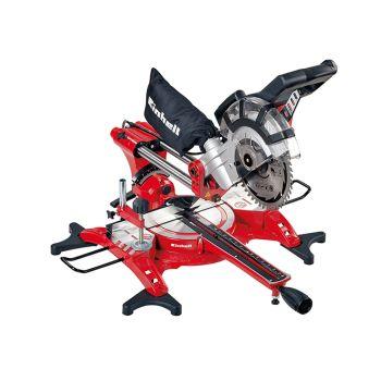 Einhell Dual Sliding Mitre Saw & Laser 210mm 1800W 240V - EINTCSM2131