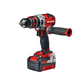 Einhell Power X-Change Brushless Hammer Drill 18V 1 x 4.0Ah Li-Ion - EINTECD18BL
