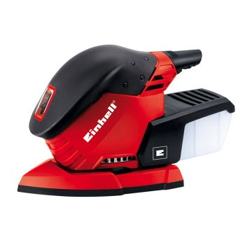 Einhell Multi Sander with Dust Collection 130W 240V - EINTEOS1320