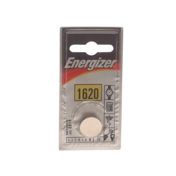 Energizer CR1620 Coin Lithium Battery Single - ENGCR1620