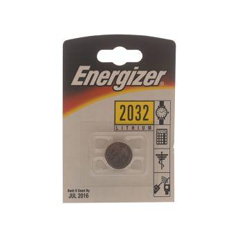 Energizer CR2032 Coin Lithium Battery Single - ENGCR2032