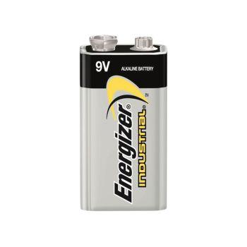 Energizer 9V Industrial Batteries, Pack of 12 - ENGIND9V
