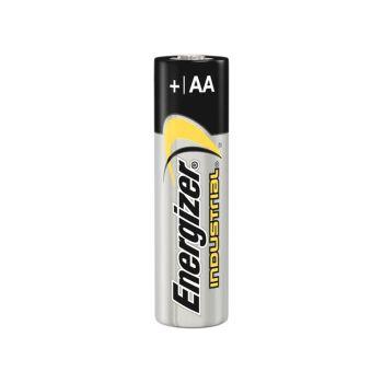 Energizer AA Industrial Batteries, Pack of 10 - ENGINDAA