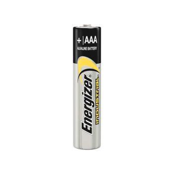 Energizer AAA Industrial Batteries, Pack of 10 - ENGINDAAA