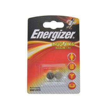 Energizer LR44 Coin Alkaline Batteries Pack of 2 - ENGLR44B2
