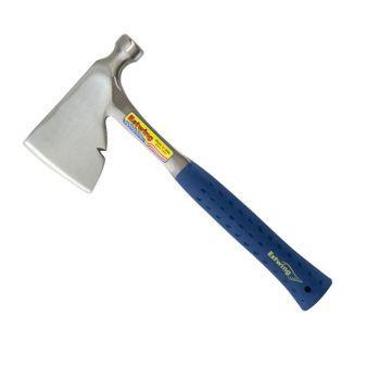 Estwing Carpenters Hatchet Smooth Face - Blue Nylon Grip - E32H